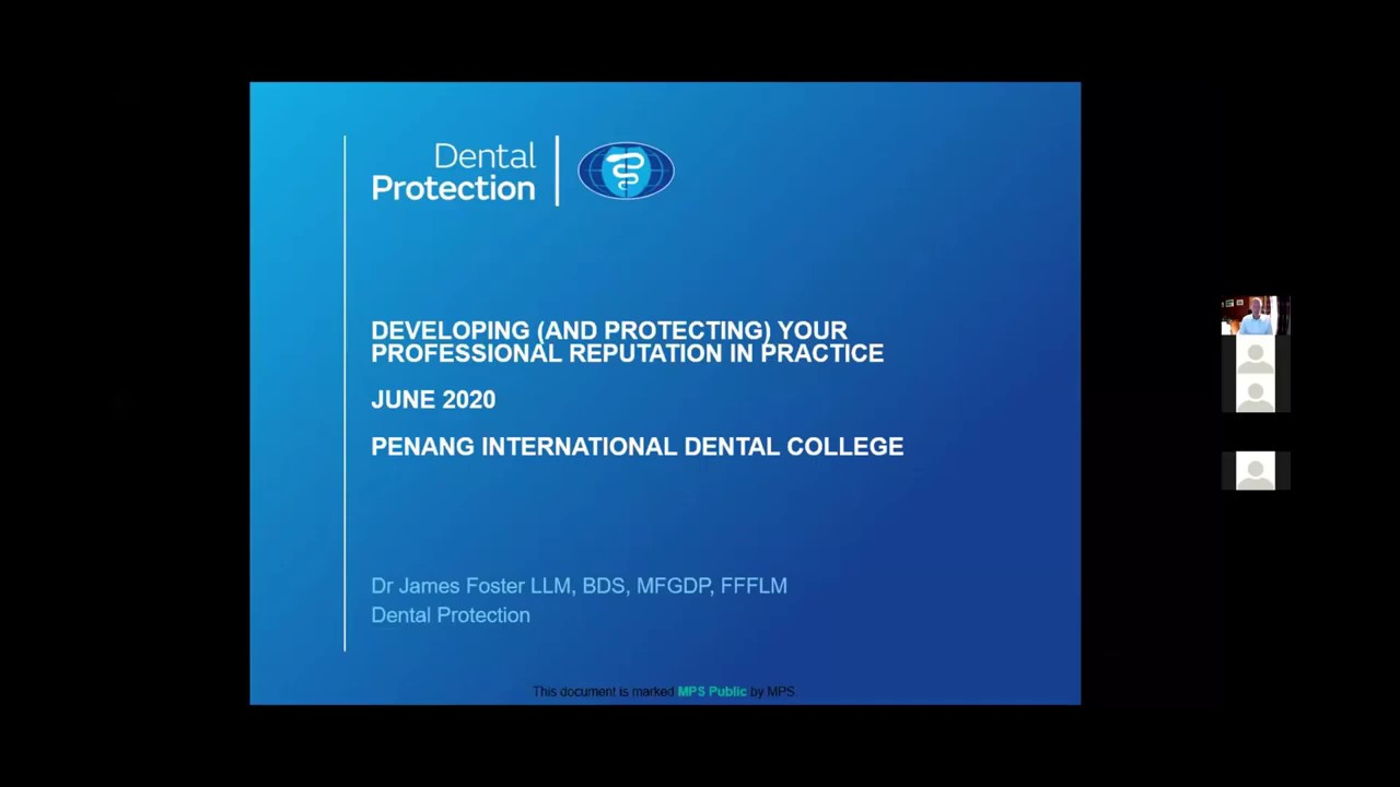 Penang International College Pidc Webinar Virtual Presentation Lecture Youtube