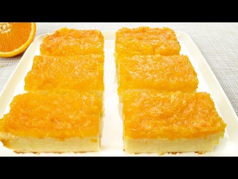 Творожная запеканка с апельсином, без муки и яиц | Cottage Cheese Casserole With Orange