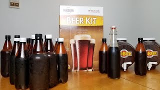 Mr. Beer Unboxing, Tutorial, Review From Start To Finish. MR. Beer Home Brewing Kit Review