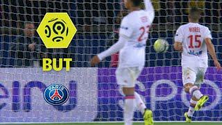 But Jérémy MOREL (86' csc) / Paris Saint-Germain - Olympique Lyonnais (2-0)  / 2017-18