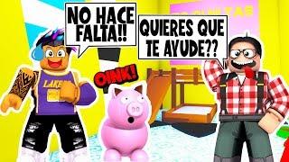 LA RULETA ELIGE EL COLOR! RETO DE DECORACIÓN! - ROBLOX ADOPT ME