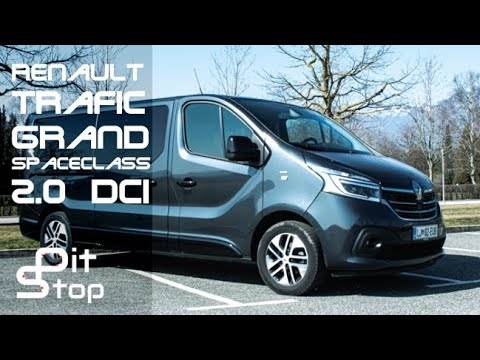 2020 Renault Trafic Grand SpaceClass 2.0 DCi - Better Engines