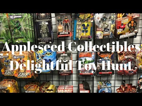 Appleseed Collectibles In Denver, CO: Delightful Toy Hunt