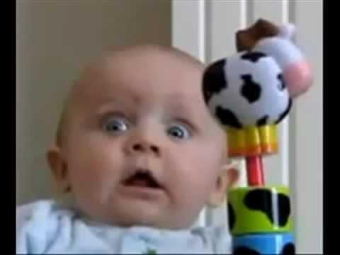 Les 10 vidéos de bébés les plus drôles