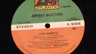 Bad habits - Jenny Burton