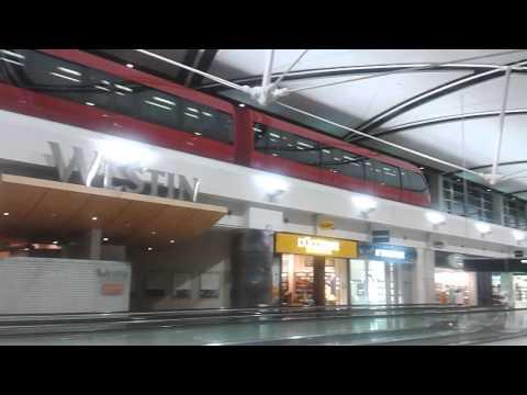 Tram - Detroit International Airport