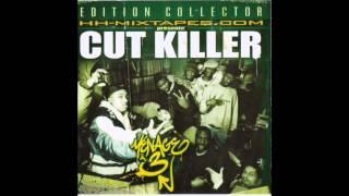 Cut Killer - Menage a 3 Full Album HQ CD #RealHipHop67