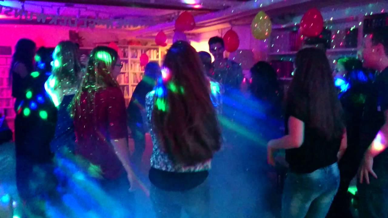 Dj Strandfuchs Spielt Auf Teenie Party 18 Geburtstag In München