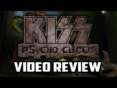 Retro Review - Kiss Psycho Circus PC Game Review