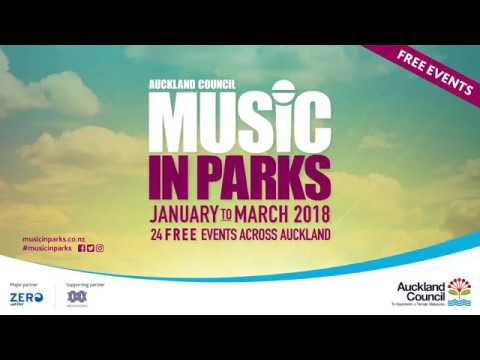 Music In Parks Promotional Video | Auckland Council New Zealand