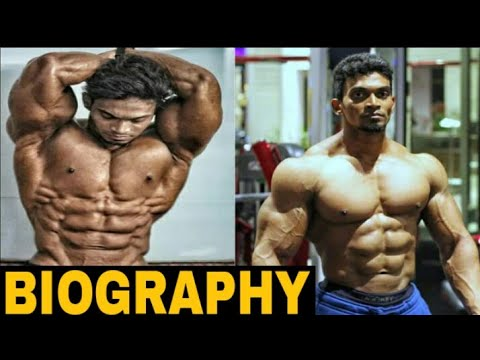 Sunit jadhav Mr INDIA 2017 Biography and Unseen pictures you won't Believe  it