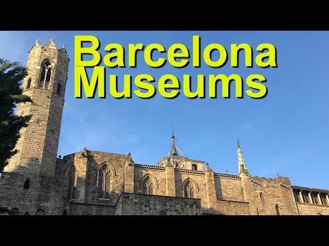 Barcelona Museums