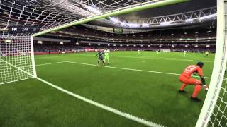 Error Fifa15 GamePlay PS4