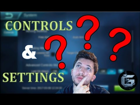 Mobile Legends: WHAT SETTINGS / CONTROLS I'M USING ?! Optimize Your Game !💪