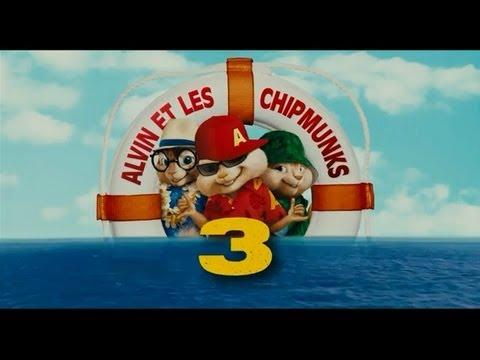 Alvin et les Chipmunks 3   bandeannonce VF