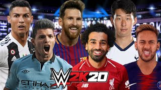 FIFA ELIMINATION CHAMBER | WWE 2K20