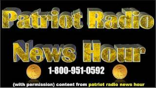 Patriot Radio News Hour: The Factories are Gone and They Ain