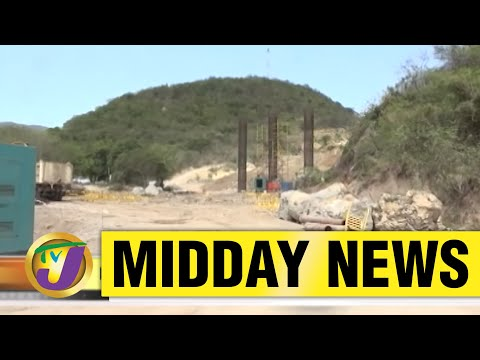 Illegal Dumping Increasing Cost to Build Jamaican Highway | TVJ News
