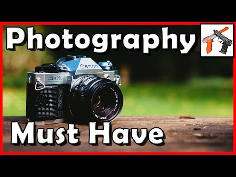 The BEST Photography Accessory: The White Balance CARD!  Photography Tutorial For Beginners