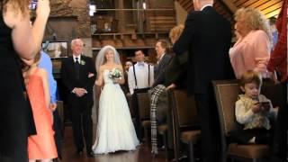 Constance and Jason Brester Wedding Video