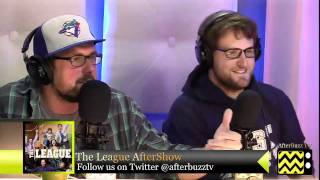 "The League  After Show  Season 3 Episode 8 ""Thanksgiving"" 