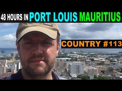 A Tourist's Guide to Port Louis, Mauritius
