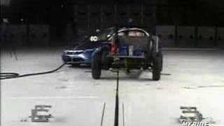 Crash Test Award: 2006 Honda Civic