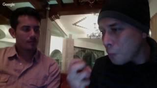 Matias de Stefano entrevistado por Johanan Diaz Vargas RECONFIGURATION :del camino YOSOY 🕸❤️