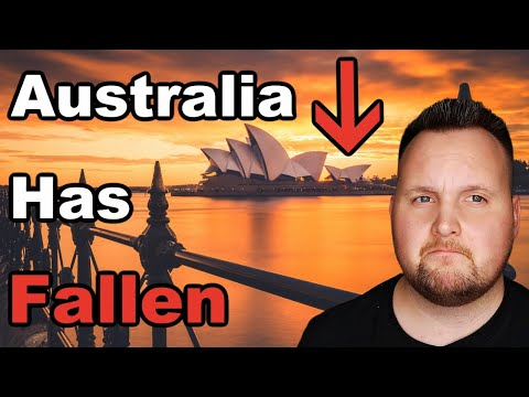 A Country In Crisis: Australia Housing Market & Economy Update