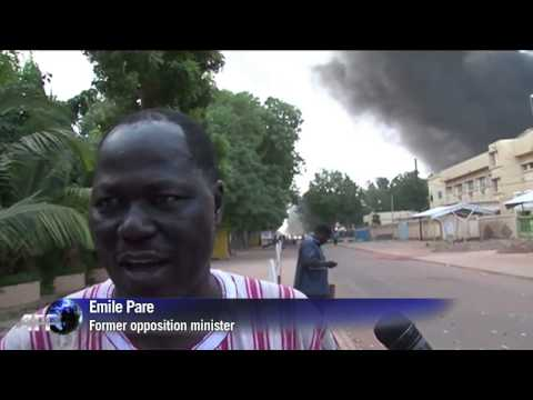 Burkina Faso Leader Refuses To Quit After Day Of Violence