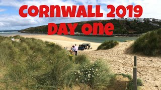 Cornwall 2019 Day One | Piran Meadows | Perranporth Premier Lodge
