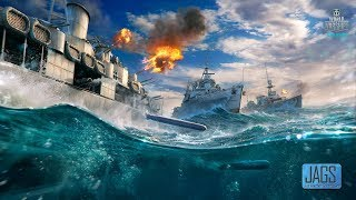 LIVE World of Warships | Captain Arya on a boat! | Best Free FPS