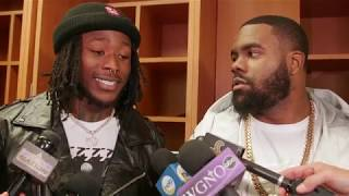 Mark Ingram, Alvin Kamara: 'We haven't accomplished anything that we want to accomplish yet'