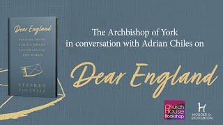 Dear England Book Launch