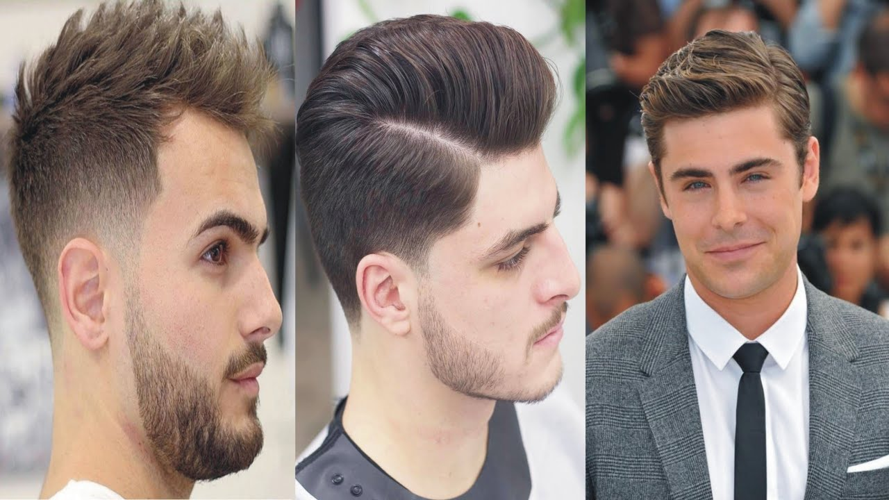 Latest 2020 Boy Simple And Formal Hair Style Party Look Hair Cut Cool Hair Styles For Guys Youtube