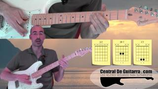 Smoke on the water Guitarra | Acordes y como tocar Smoke on the Water de Deep Purple en la Guitarra