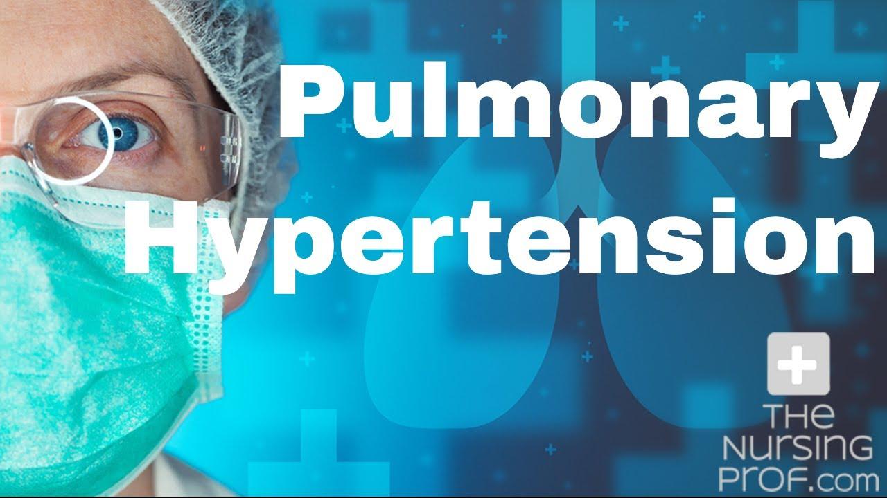 Pulmonary Hypertension - YouTube