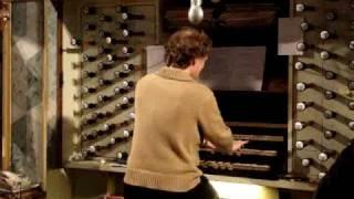 Organ in Transylvania