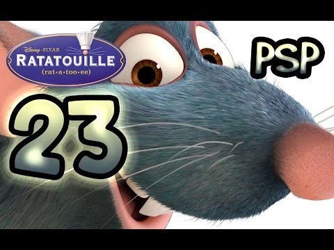 Ratatouille ~ The Movie ~ Game (PSP) Walkthrough Part 23 | 100% | Ring My Bell