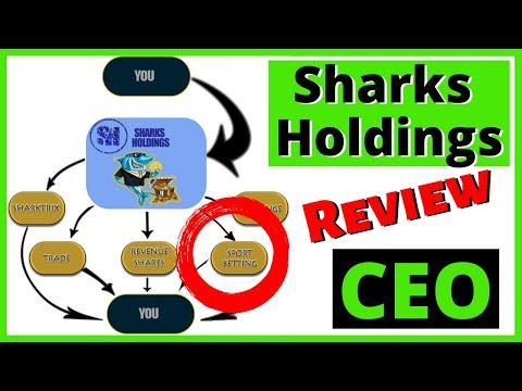 Sharks Holdings Review – CEO Reveals All!