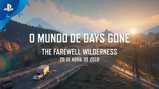 Days Gone – World Series: The Farewell Wilderness em Português   PS4