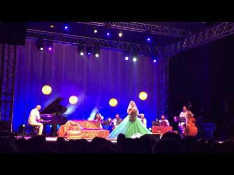 Sertab Erener - Kız Leyla 'Oda Müziği' @ Çeşme Açıkhava