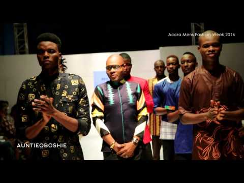Accra Mens Fashion Week _ Day 2 Highlights