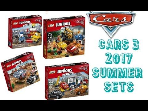 Lego News Lego Cars 3 Lego Juniors 2017 Summer Sets Official Pics