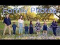 Family Photoshoot 2019 and NEW INTRO!