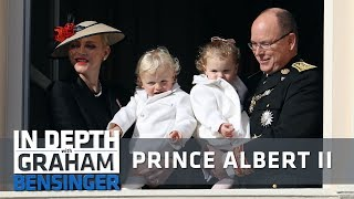 Prince Albert II: Raising a royal family