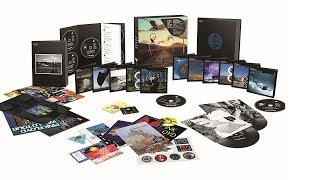 Gambar cover Pink Floyd 'The Later Years' Box Set - Track by Track