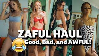 ZAFUL BIKINI Try on Haul | WORTH THE MONEY?!?!