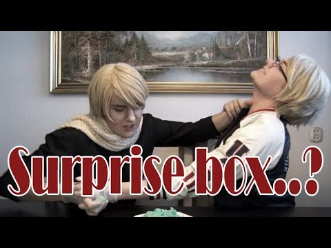 [APH] SURPRISE BOX WITH RUSSIA AND AMERICA - GONE WRONG