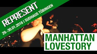 REPRESENT-TV | Tübingen | 2016 | Interview | Manhattan Lovestory